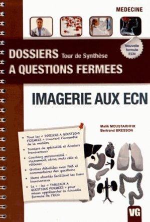 Imagerie aux ECN - vernazobres grego - 9782818307113