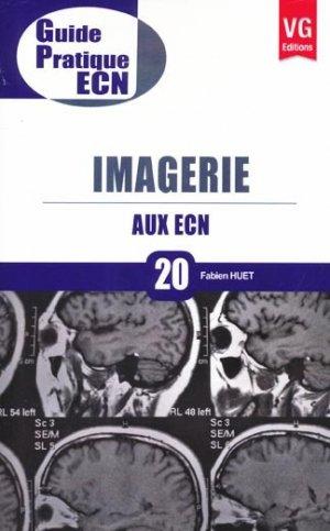 Imagerie aux ECN - vernazobres grego - 9782818307380 -