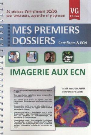 Imagerie aux ECN - vernazobres grego - 9782818309148 -
