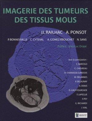 Imagerie des tumeurs des tissus mous - sauramps medical - 9782840236962 -