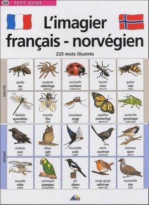 Imagier Français / Norvégien - aedis - 9782842593025 -