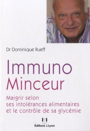 Immuno minceur - josette lyon - 9782843192685 -