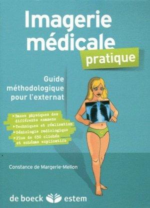 Imagerie médicale pratique - estem - 9782843715426 -