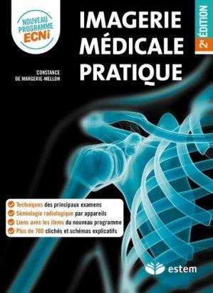 Imagerie médicale pratique Nouveau programme ECNi - estem - 9782843718250 -