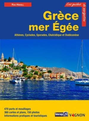 Imray mer Egée - vagnon - 9791027104888 -