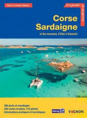 Imray Corse-Sardaigne - vagnon - 9791027105380 -