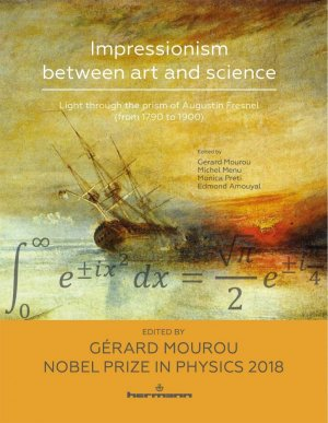 Impressionism between art and science - hermann - 9791037005281 -
