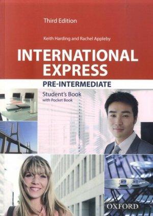 INTERNATIONAL EXPRESS PRE INTERMEDIATE STUDENT BOOK PACK 2019 EDITIONN  | - oxford - 9780194597852 -