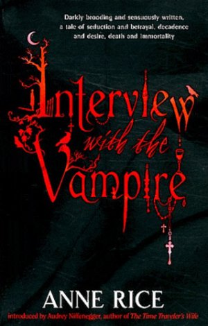 Interview with the Vampire - little brown - 9780751541977 -