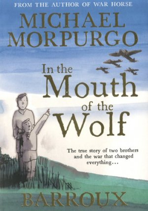 In the mouth of the wolf - egmont - 9781405293402 -