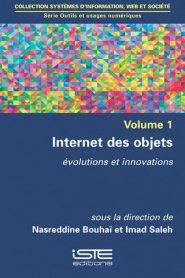 Internet des objets : évolutions et innovations - iste - 9781784052713 -