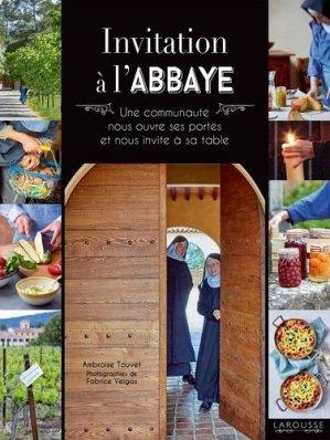 Invitation à l'Abbaye - larousse - 9782035945266 -