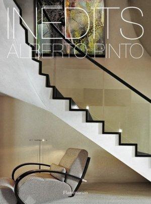 Inédits Alberto Pinto - Flammarion - 9782081245136 -