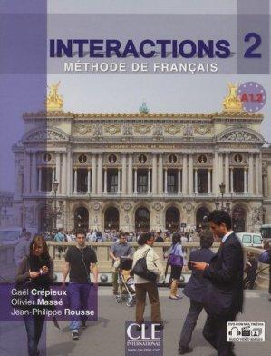 Interactions 2 A1.2 - Nathan - 9782090387018 -