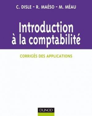 Introduction à la comptabilité - Dunod - 9782100555192 -
