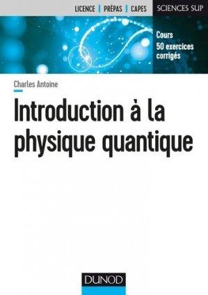 Introduction à la physique quantique-dunod-9782100751921