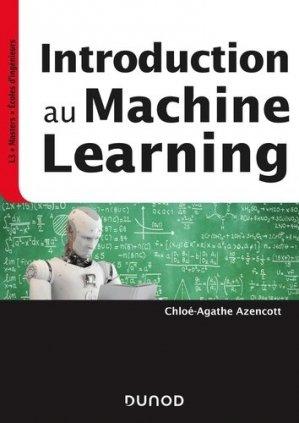Introduction au Machine Learning - Dunod - 9782100801534 -