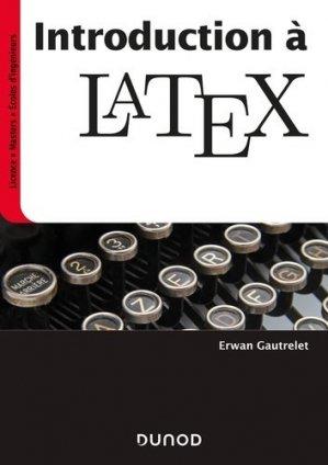 Introduction à LaTeX - dunod - 9782100810536 -