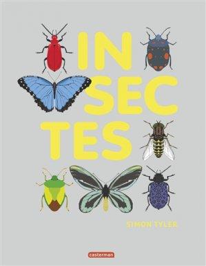 Insectes - casterman - 9782203162334 -