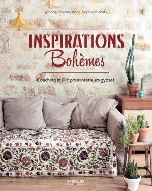 Inspirations Bohèmes - eyrolles - 9782212143706