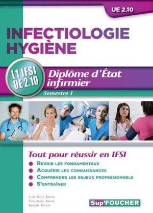 Infectiologie, hygiène - foucher - 9782216121359 -