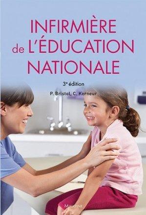 Infirmière de l'Éducation nationale - maloine - 9782224034634 -