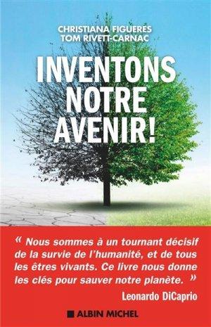 Inventons notre avenir ! - Albin Michel - 9782226449184 -