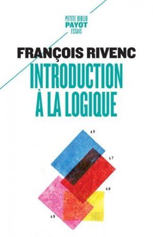 Introduction à la logique - Payot - 9782228925303 -