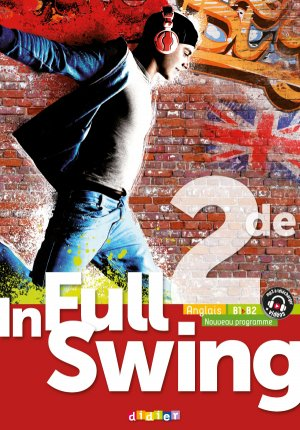 In Full Swing 2de 2019 - Didier - 9782278092376 -