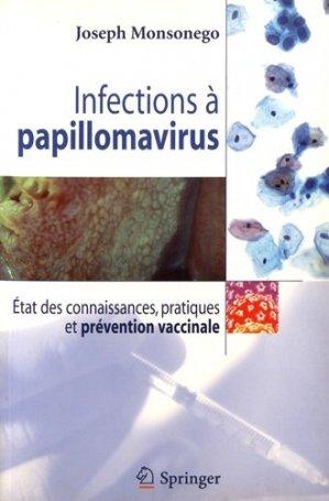 Infections à papillomavirus - springer - 9782287334795 -