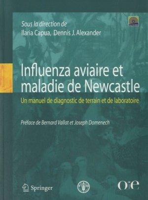 Influenza aviaire et maladie de Newcastle - springer - 9782287993367 -