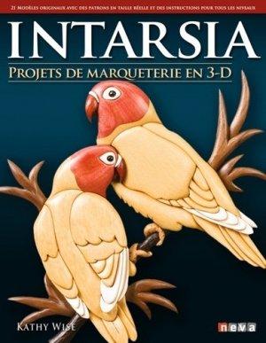 Intarsia - neva  - 9782350552804 -