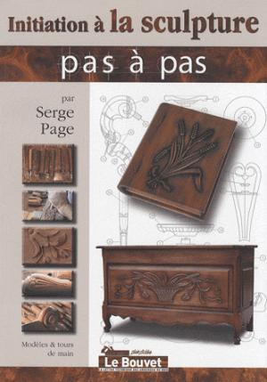 Initiation à la sculpture - le bouvet - 9782350580630 -