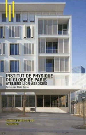 Institut de physique du globe de Paris - archibooks - 9782357331822 -