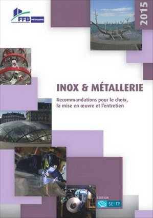 Inox et Métallerie - sebtp - 9782359171334 -