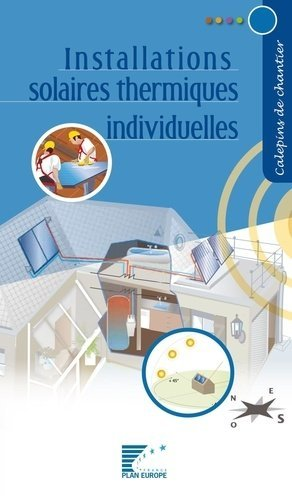 Installations solaires thermiques individuelles - sebtp - 9782359171402 -