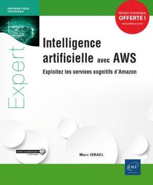 Intelligence artificielle avec AWS - eni - 9782409019456 -