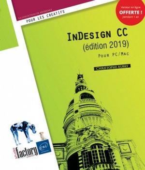 Indesign CC 2019 - eni - 9782409019807