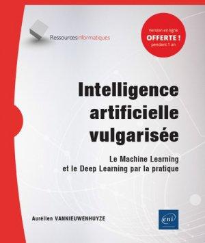 Intelligence artificielle vulgarisée - eni - 9782409020735 -