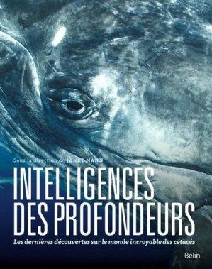 Intelligences des profondeurs - Belin - 9782410016840 -
