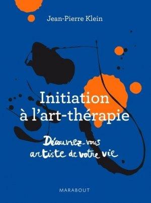 Initiation à l'art thérapie - marabout - 9782501090995 -