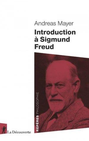 Introduction à Sigmund Freud - la decouverte  - 9782707197337 -