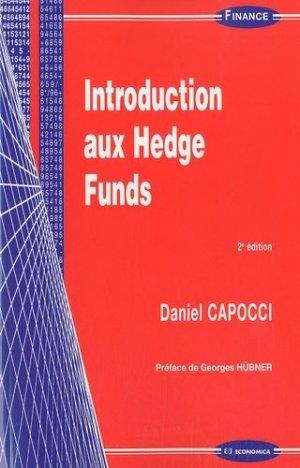 Introduction aux Hedge Funds - Economica - 9782717858266 -