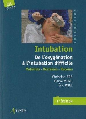 Intubation - arnette - 9782718415161