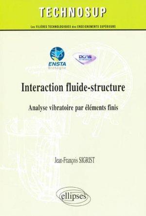 Intéraction fluide-structure-ellipses-9782729870829