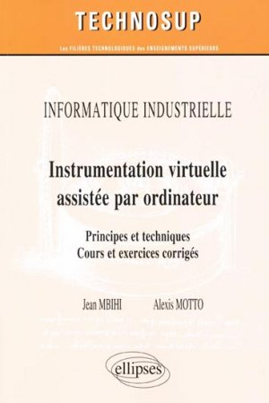 Instrumentation virtuelle assistée par ordinateur - ellipses - 9782729875374 -