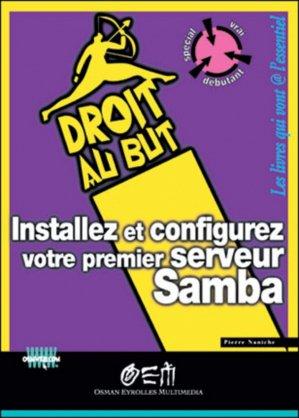 Installez et configurez votre premier serveur Samba - osman eyrolles multimedia - 9782746402287 -