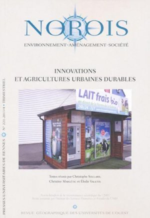 Innovations et agricultures urbaines durables - presses universitaires de rennes - 9782753517868 -