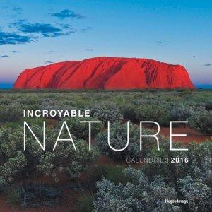 Incroyable nature Calendrier 2016 - hugo - 9782755619133 -
