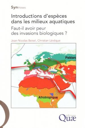 Introductions d'espèces dans les milieux aquatiques - quae  - 9782759208449 -